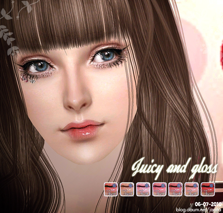 ❤Janita❤Juicy and Gloss
