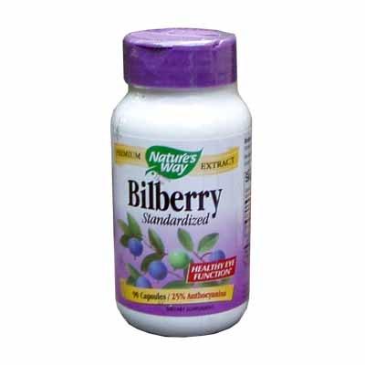 빌베리 추출물 Bilberry 눈건강