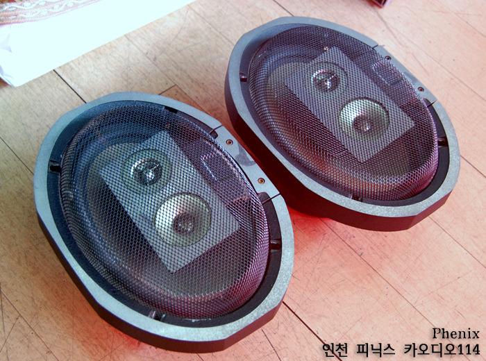 [도요타 캠리] JBL 리어스피커 장착, 카스피커, 69스피커, 인천 피닉스 카오디오