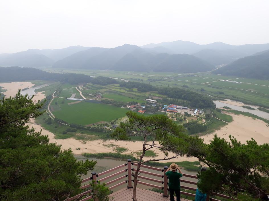 예천 장안사 회룡포